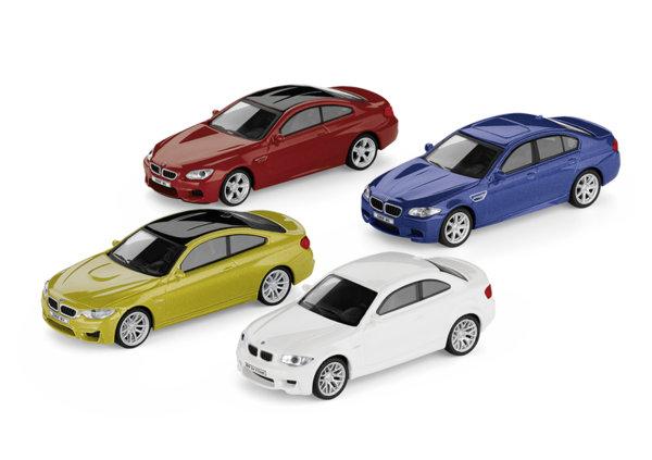 Комплект от миниатюри BMW M